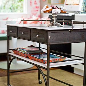 16 smart strategies for small-home décor | Repurpose furniture | Sunset.com