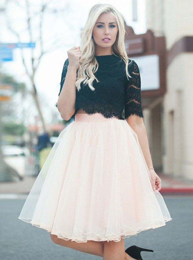 38 best kleider images on Pinterest | Cute dresses, Ball gown and ...