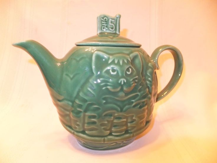 20 best images about wade pottery on pinterest vintage Green tea pot set