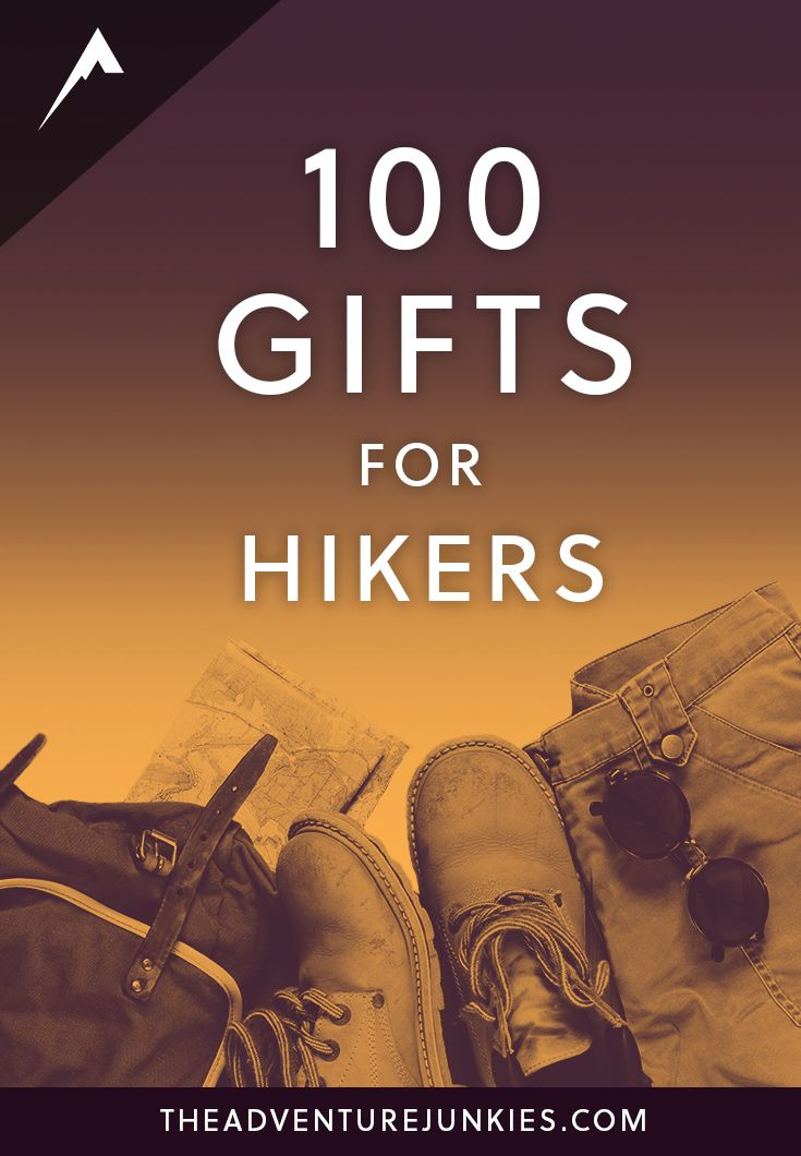 Best Gifts for Hikers - Hiking Tips For Beginners – Backpacking Tips and Tricks for Women and Men via @theadventurejunkies