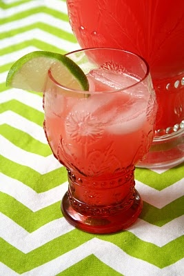 watermelon limeade | New on Oven Love | Pinterest