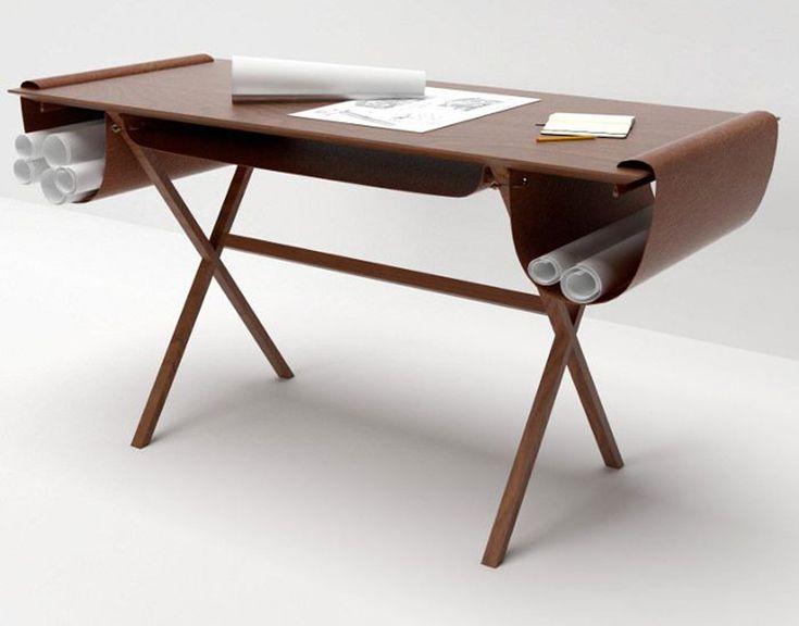 Back to School: 20 Stylish Home Office Desks   http://www.designrulz.com/design/2015/08/back-to-school-20-stylish-home-office-desks/