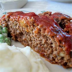 The Best Meatloaf I've Ever Made!!! My favorite go to recipe !!! Even the kids love it :)