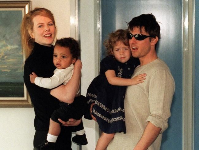 Nicole Kidman says she has no regrets about her 10-year marriage to Tom Cruise #Hollywood #marriage #relationships