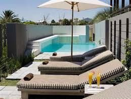 If you aren't in the mood for the beach - come and relax next to the pool!