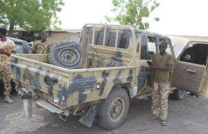 Boko Haram: Troops kill 13 terrorists in Lake Chad nab sects smugglers [PHOTOS]