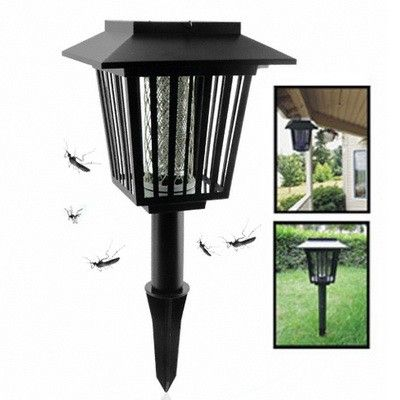 Solar Powered outdoor Lamp via 5 Stars Gadgets. Click on the image to see more!