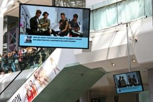 Westfield London transformed into a live gig and branded fan zone for The Vamps  - http://www.eventindustrynews.co.uk/2014/04/18/westfield-london-transformed-live-gig-branded-fan-zone-vamps/