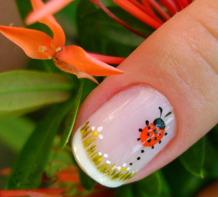 Pinterest Bradley: Cute nail