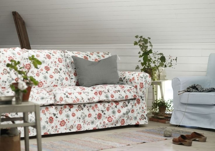 Canapé Ektorp d'IKEA