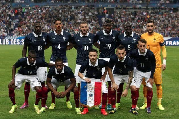 Perancis mentargetkan gelar juara euro 2016