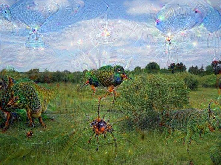 Gjør om bildene dine til kunstverk med maskinkraft fra hele nettet og kunstig intelligens.