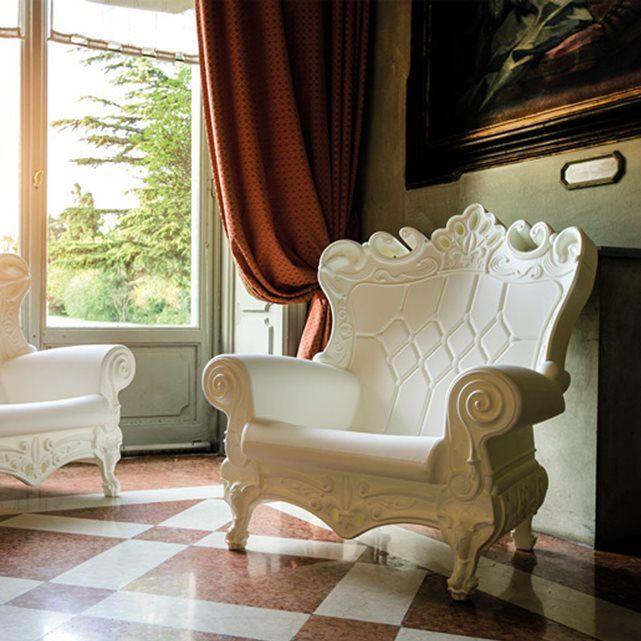 Image Fauteuil Queen design of love DESIGN OF LOVE