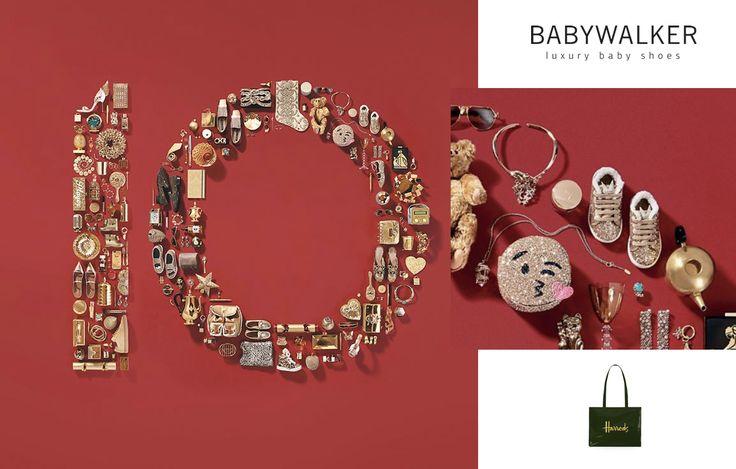 BABYWALKER featured in Harrods x-MAS shopping magazin! <3 https://www.harrods.com/en-gb/designers/babywalker