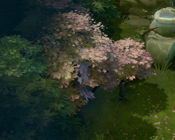 Dota2_BlossomTrees