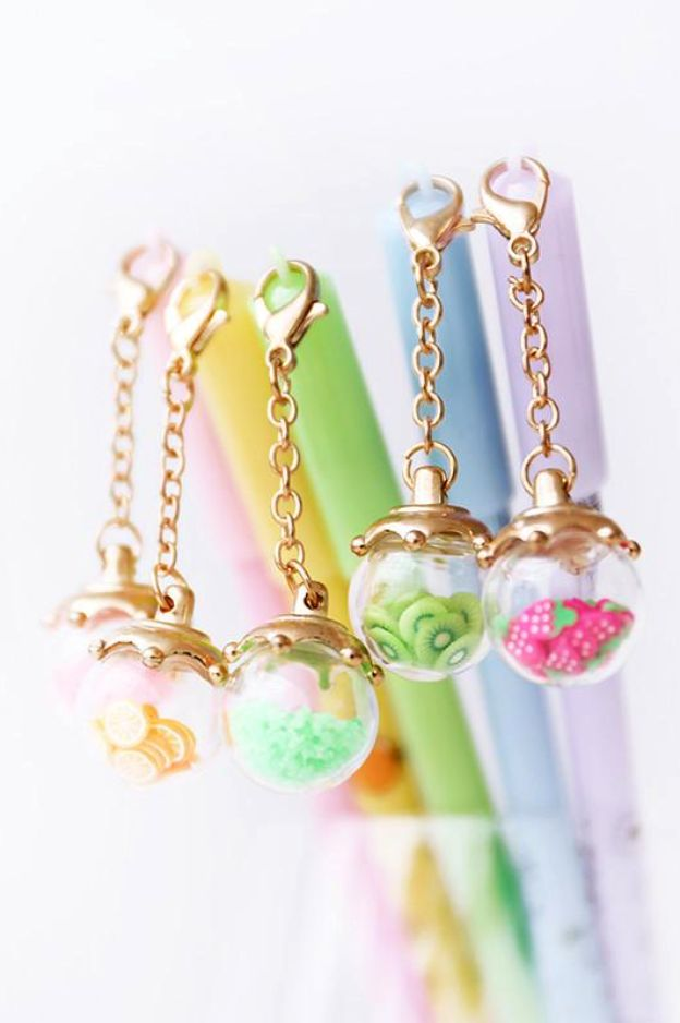 Little Treasures Gel Ink Pen Set from kawaiipenshop.com | Kawaii Pen Shop♡
