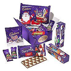 Cadbury Christmas Chocolate Gift Hamper