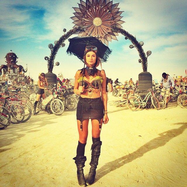 Funny Burning Man Memes Of 2017 On Sizzle: Radical Self Expression Images On