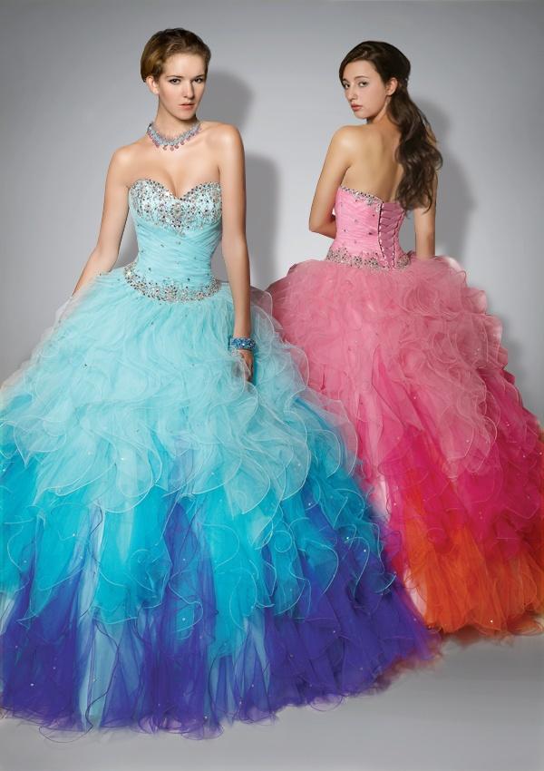 vestidos de 15 años
