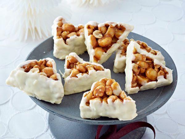Plätzchen - unsere schönsten Rezepte - kleine-erdnussecken