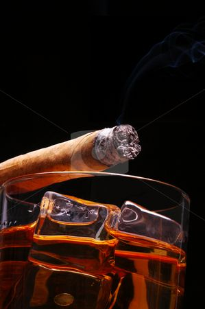 Cigar on Whiskey.....would love that right now...awesome