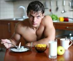EAT TO GET RIPPED - Men's Health Magazine: read our guide to the best muscle building food, with high protein food, the best muscle building supplements.