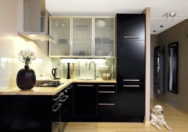 black kitchen - Szukaj w Google