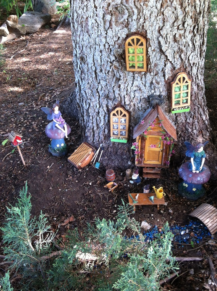 1000 Images About Fairy Village Ideas On Pinterest