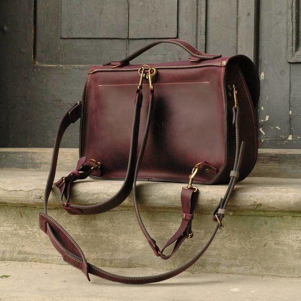 PRODUCTS :: WOMEN :: ACCESSORIES :: Bags and handbags :: Shoulder bags :: Messenger śliwka/ plecak