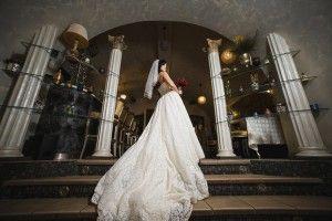 Вязаные платья уникальные свадебные наряды