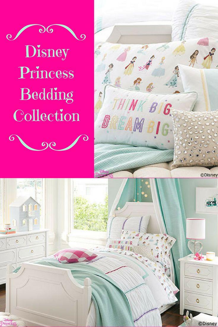 Disney Princess Bedroom Collection Potterybarnkids Ad Bedding Sbedroom Bedroomdecor Princessbedding