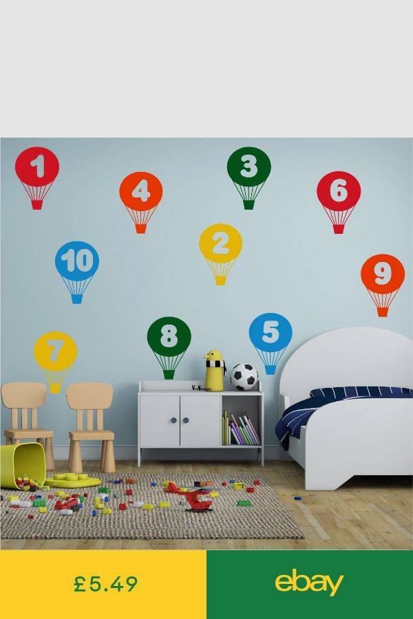 Wall Decals Stickers Home Furniture Diy Ebay Classroom
