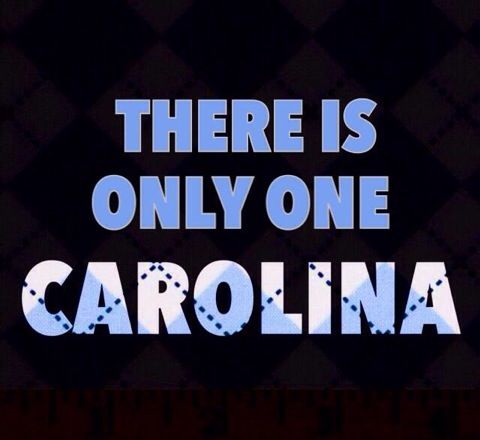 There is only one CAROLINA