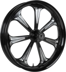 Wheels - Chrome Harley Wheels | American Made Motorcycle Wheels | Harley Accessories - WanaRyd Motorcycle