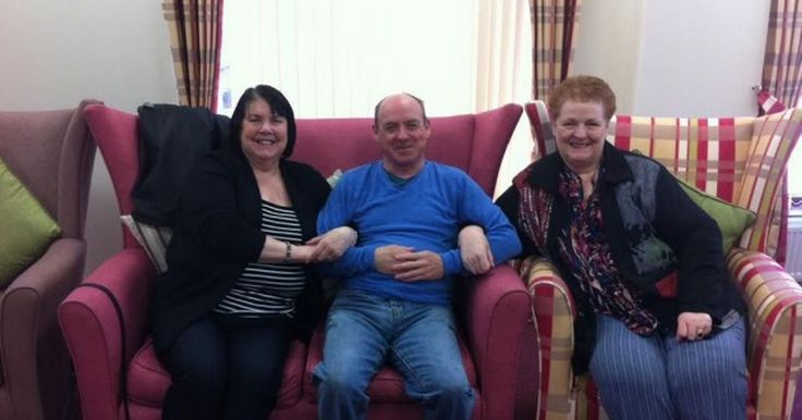 Stewart Burrows talks about the support services which he claims have saved his life ahead of Dementia Awareness Week
