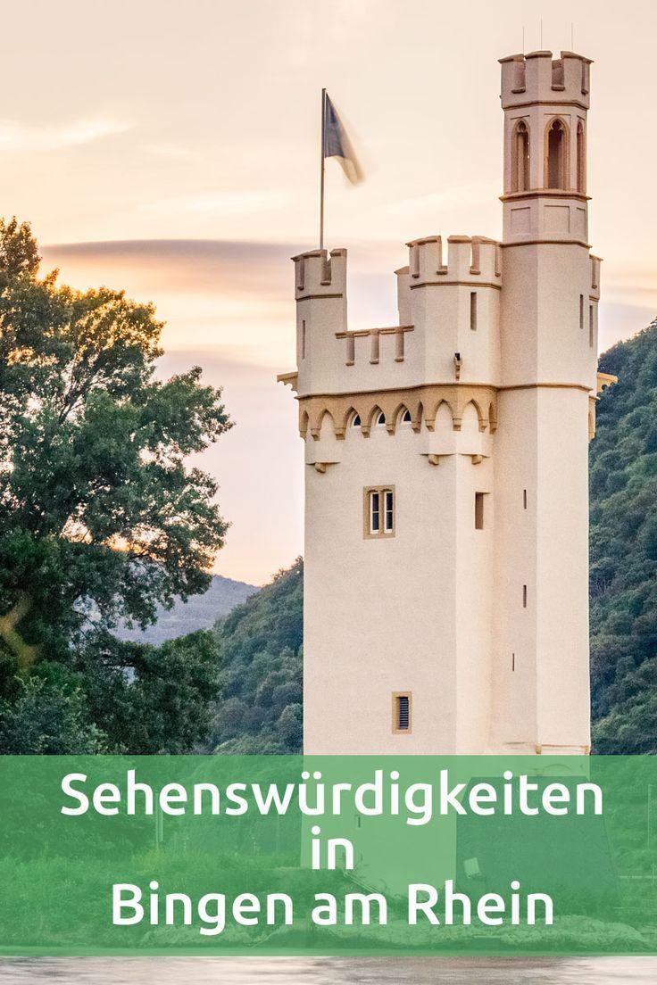 Sehenswürdigkeiten in Bingen am Rhein: 10 Tipps, meine Erfahrungen und leckerer Wein