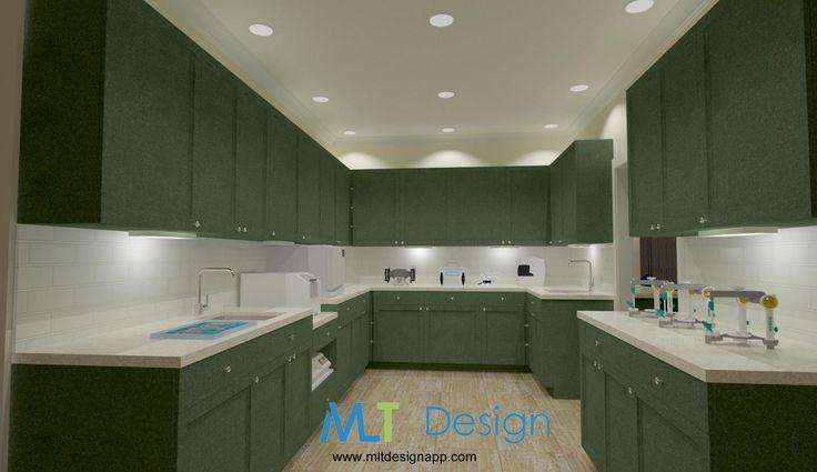 Modern Dental Sterilization Room Designs