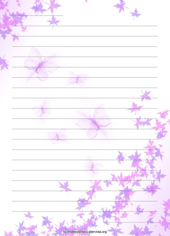 25 Best PAPEL DE CARTA Images On Pinterest Leaves, Free   Lined Paper  Printable Free  Lined Paper Printables
