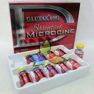 Toko Suntikan.com: Suntik Putih Terbaru Glutax 10G Essential Microcin...