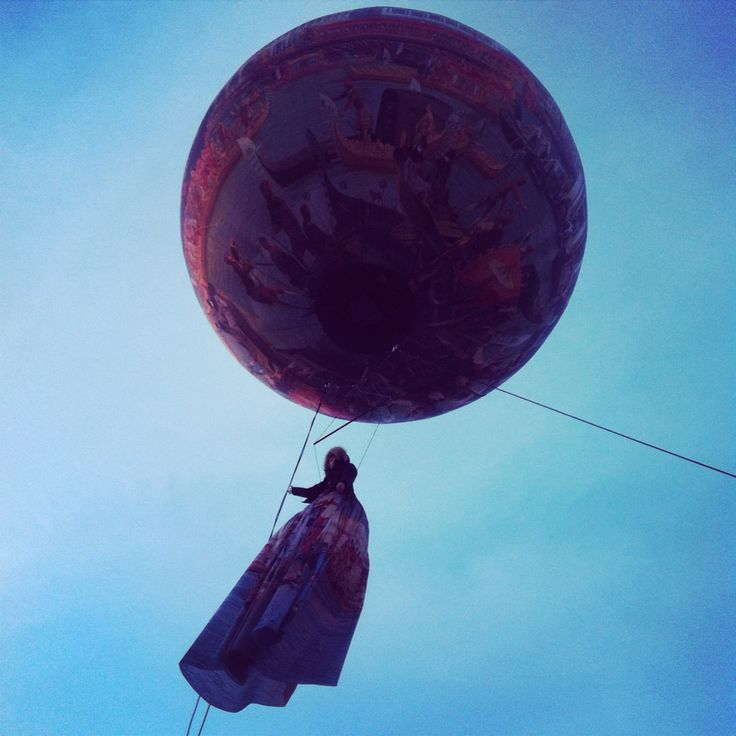 Nu'Art Venice Hotairballon - www.nuart.it