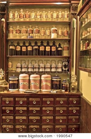 Old Laboratory | Stock photo