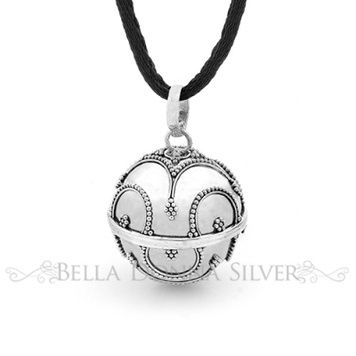 Harmony Ball - BLISS - Bella Donna Sterling Silver