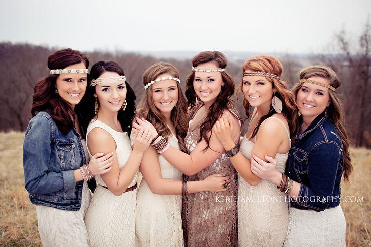 Eye Makeup eye makeup for seniors : Senior girl poses, group shoot, senior models, country ...