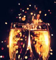 Cocktail au champagne et liqueur de mandarine - Cuisine et Vins de France
