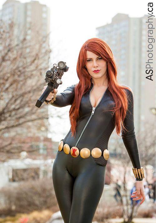 Black Widow Cosplay Avengers (15) – Cosplays