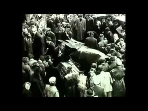 Hungarian Revolution of 1956 (1956-os forradalom) - Avanti ragazzi di Budapest - YouTube