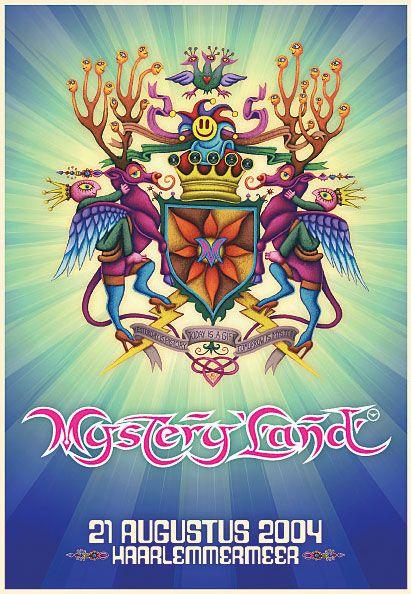 Mysteryland 2004