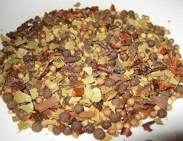 Pickling Spice recipes / Mezcla de Especias para Escabeche