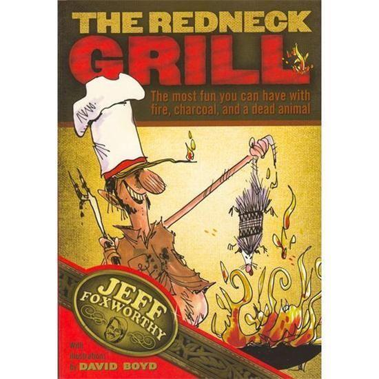 The Redneck Grill #weird #books