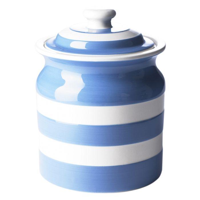 Cornish Large Plain Storage Jar - Cornishware® – Classic British Kitchenware by T.G. Green